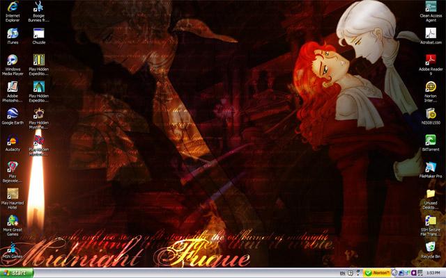 Midnight Fugue -desktop- by agent-indigo