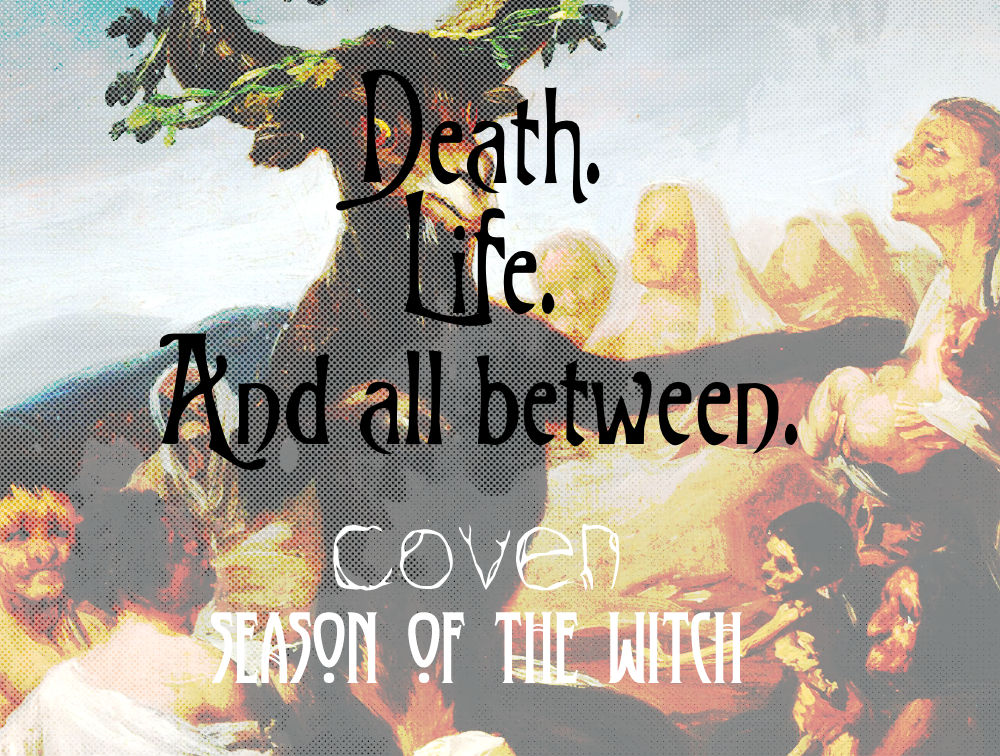 Coven: Season of the Witch promo 3 by hushicho