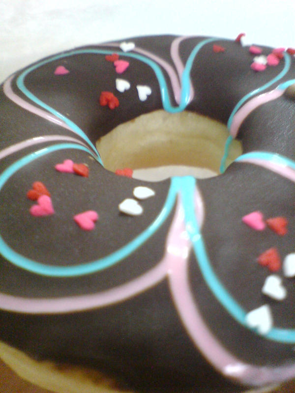 Donut by huizhi