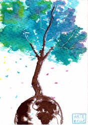 Tree of life by Arterelle