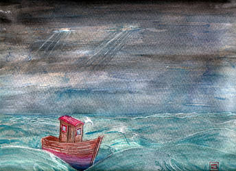 Petit bateau by Arterelle