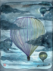 L'aventurier by Arterelle