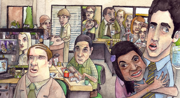 The Office by PattKelley