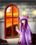Locked Girl Patchy