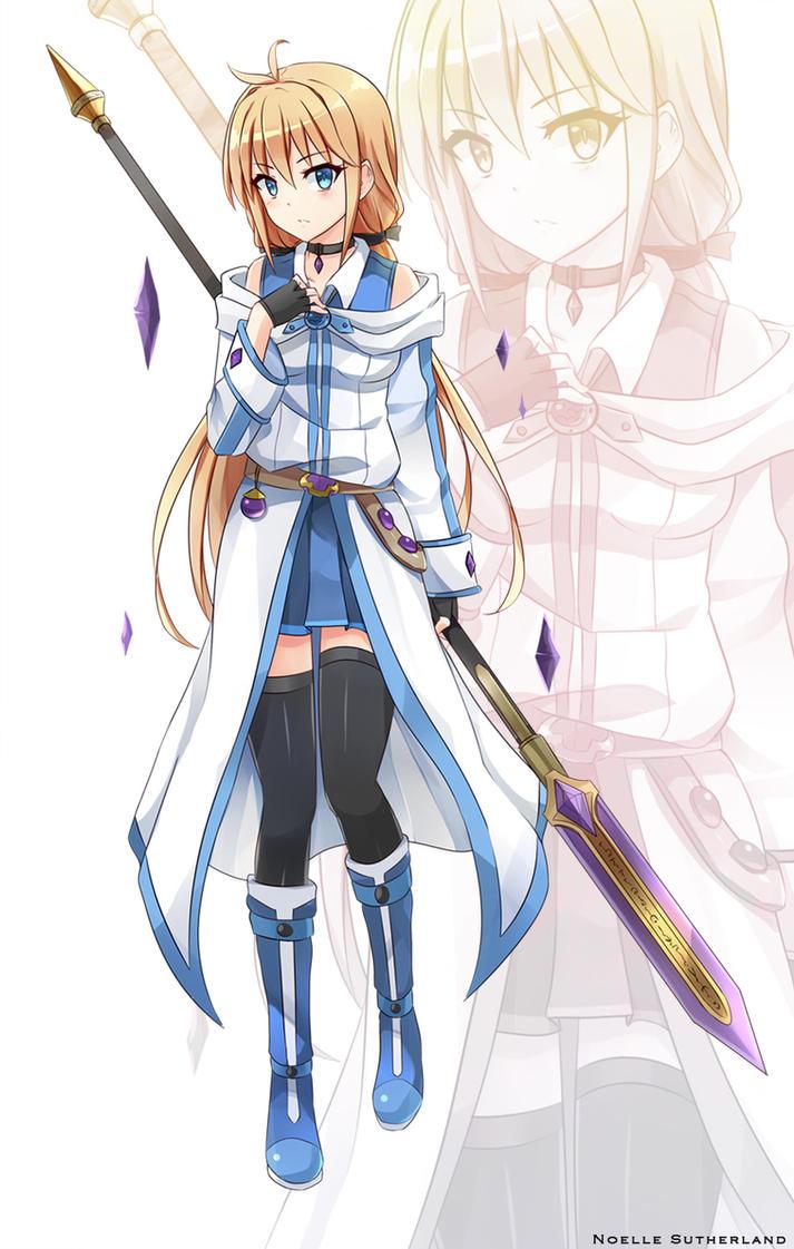 New Academy Uniform by MMrailgun