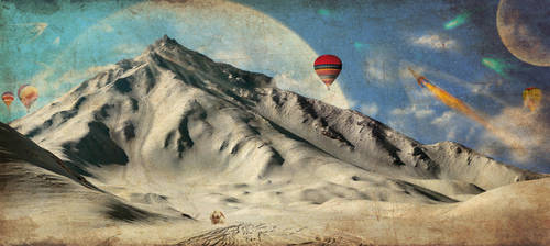 Dreamer Landscape by shifer22