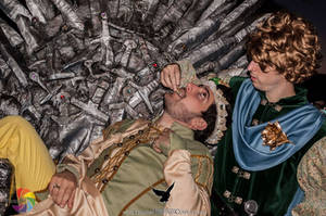 Renly x Loras: passion, pleasure and transgression