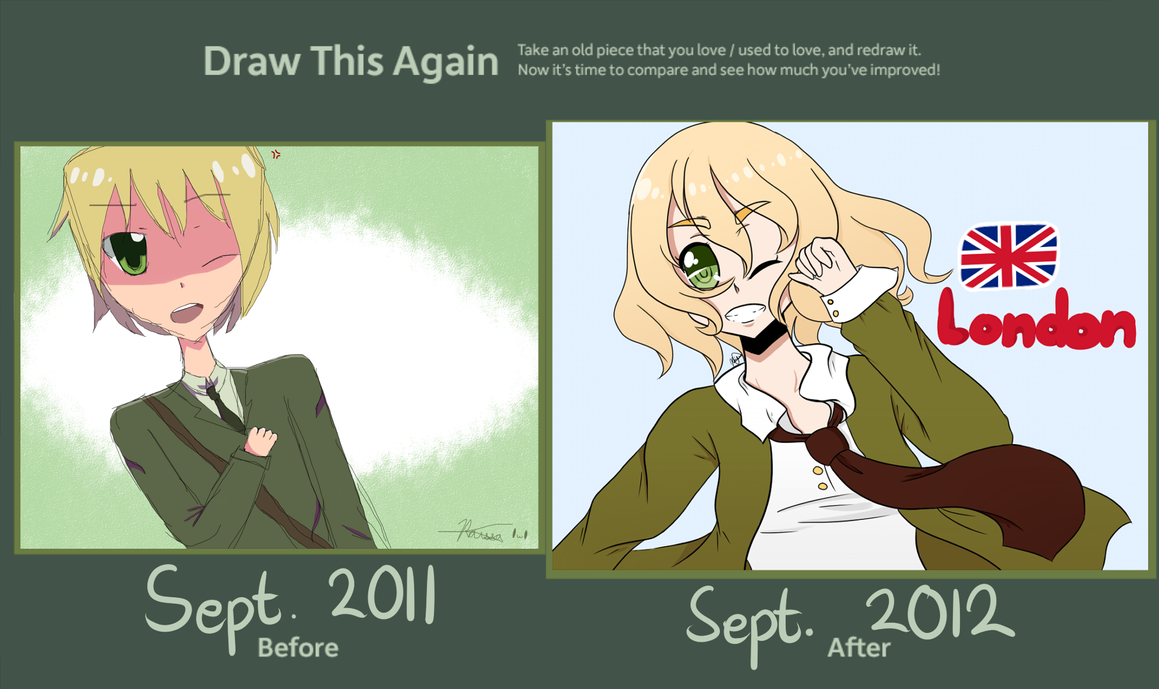 ''Draw This Again'' Meme: London by miyukilee123