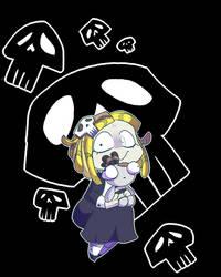 lenore the cute dead girl by gay-z0mbie