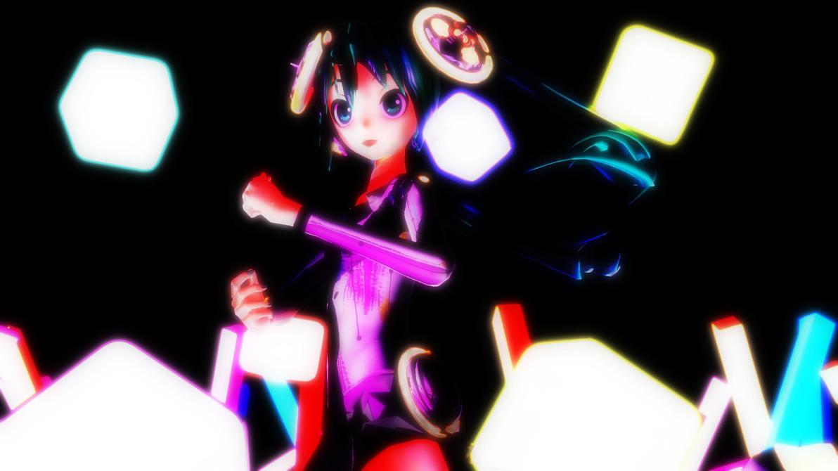 MMD Tell Your World by YukiMaou