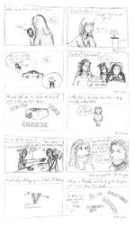 Hourly Comic Day 2014 Part 1 by aHollyWolfe