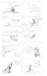Hourly Comic Day 2014 Part 2 by aHollyWolfe