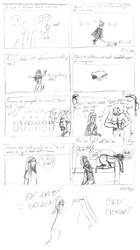 Hourly Comic Day 2014 Part 3 by aHollyWolfe
