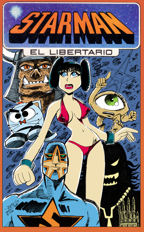 Starman El Libertario by serge-em