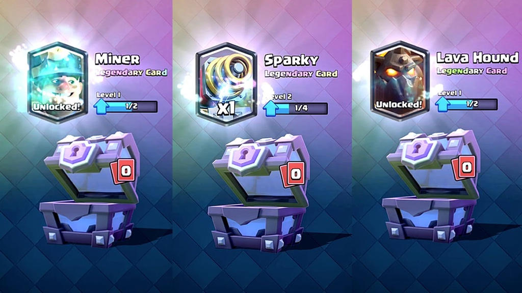 Clash Royale Chest Legendary by royalejuwelen