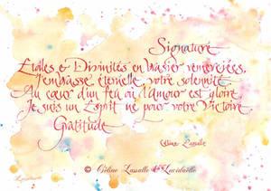 Poem Fr Signature