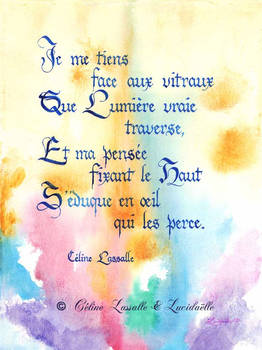 Poem Fr Light