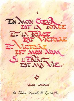 Poem Fr Victoire