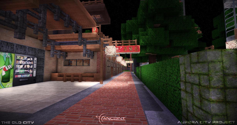 Aurora City Project [Minecraft] [06] by NickPolyarush