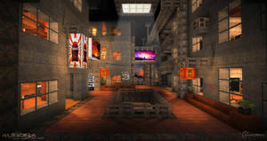 Aurora City Project [Minecraft] [11] Lower Levels