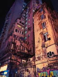 Cyberpunk Hong Kong 2