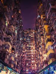 Cyberpunk Hong Kong 3