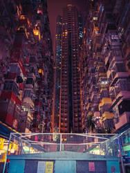 Cyberpunk Hong Kong 4
