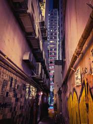Cyberpunk Hong Kong 5