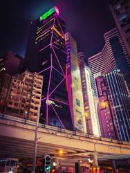 Cyberpunk Hong Kong 7