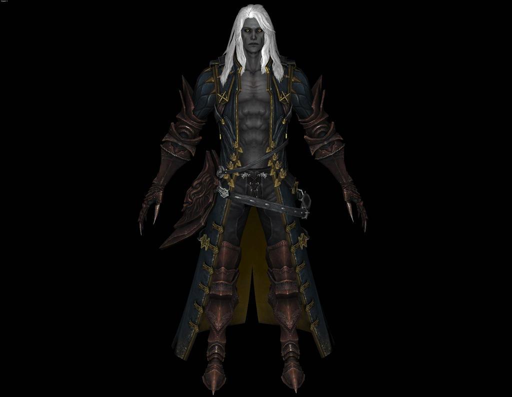 Castlevania: Lords of Shadow 2 - Alucard by elonir on ...