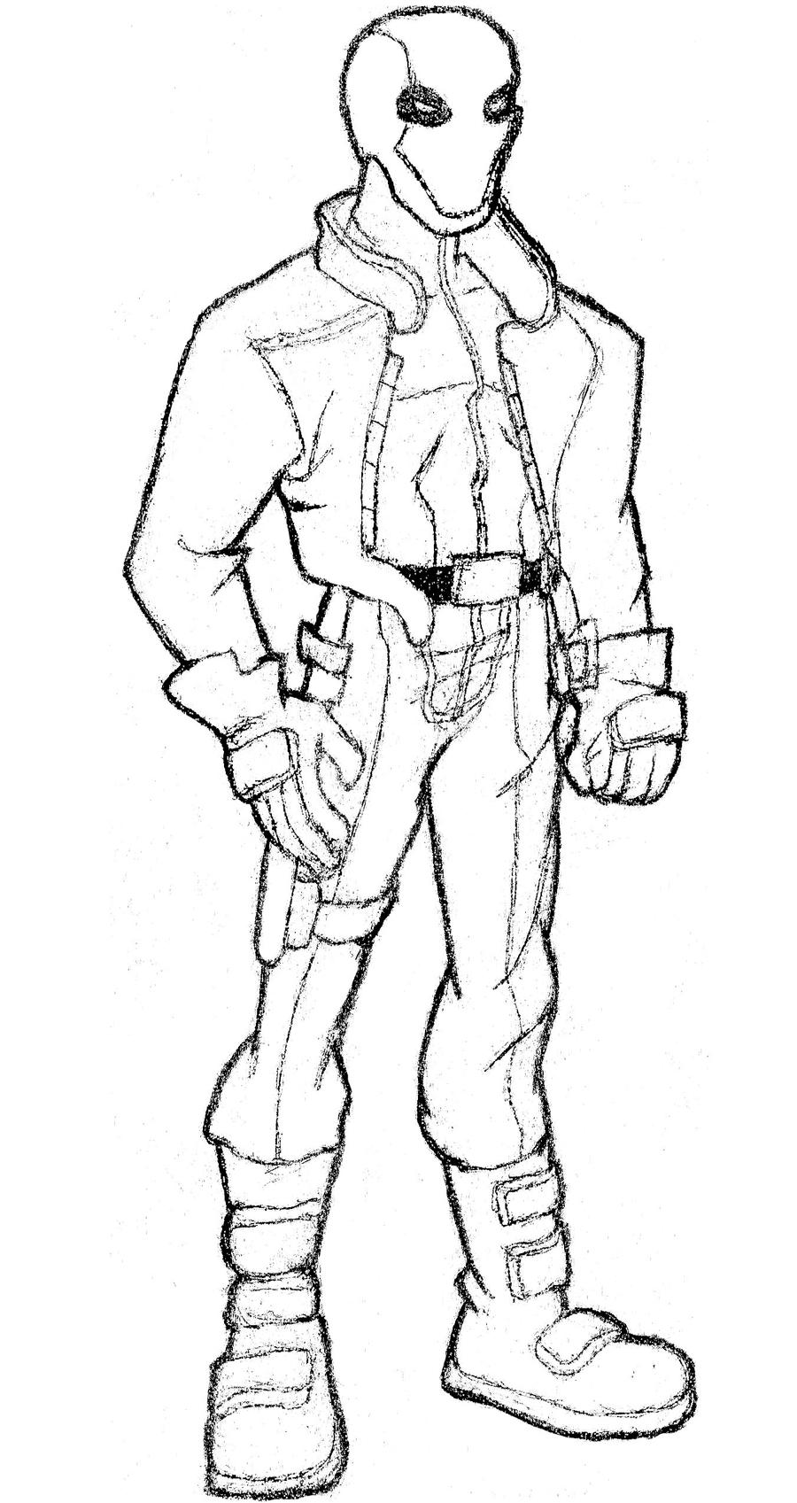 red hood dc coloring pages coloring pages