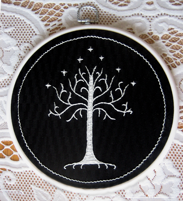 Tree Of Gondor By Kaeleira On Deviantart