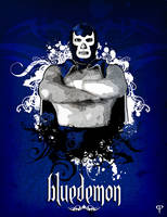 blue demon by kimbal