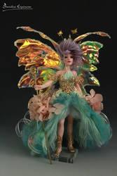 Woodland Fairy Queen by Vozlin