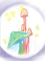 mushrooms by TheThymeMachine