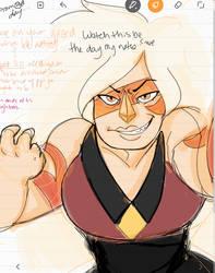 SU: Jasper by TheThymeMachine
