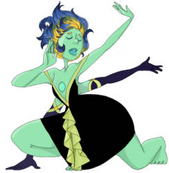 Gemsona Aquamarine by TheThymeMachine