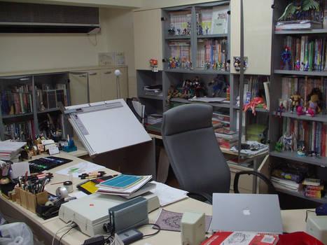 My Previous Studio