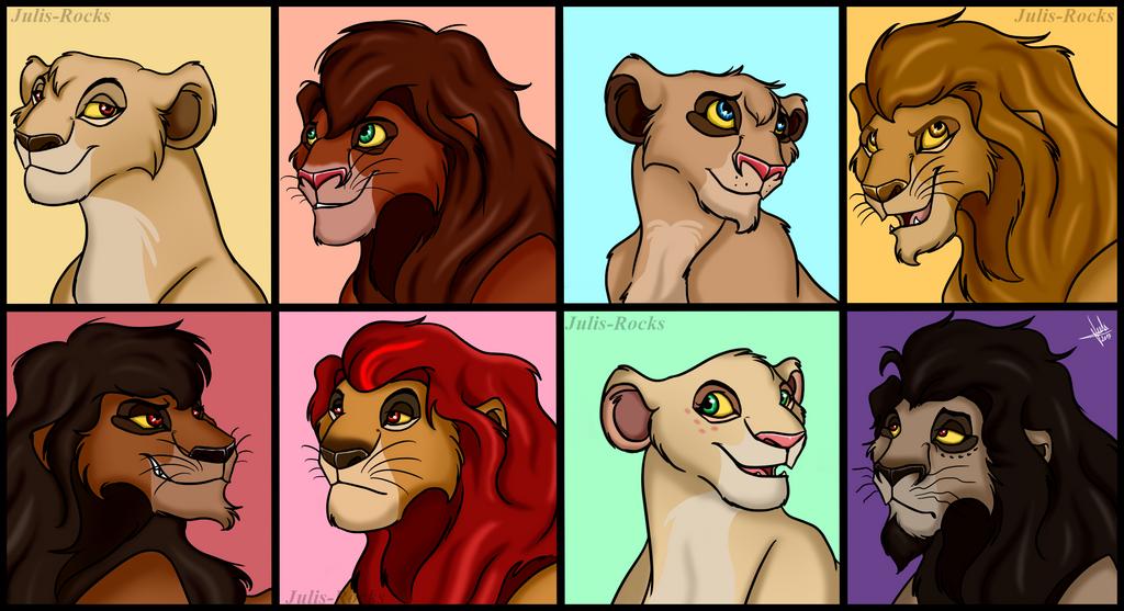 The Lion King - Next Generation by Julis-Rocks