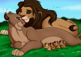 Proud Parents by Julis-Rocks