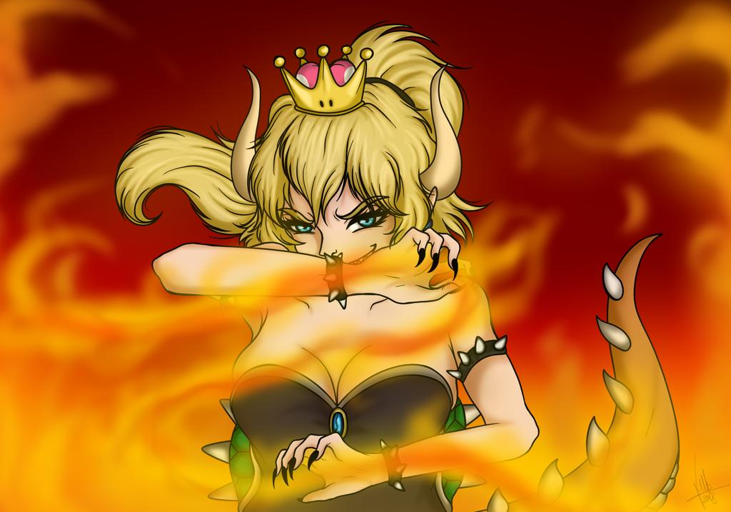 Fire Goddess by Julis-Rocks