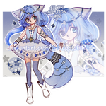 adopt auction #16 (OPEN) by if-adoptable