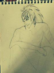 Renji sketch by Junko222