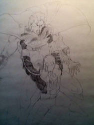 Magneto by Junko222