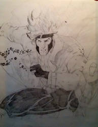 Gambit 4 by Junko222