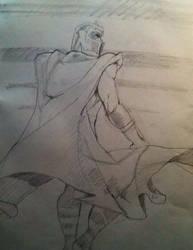Magneto's Cape by Junko222