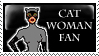 Catwoman Fan Stamp by RiniWonderland