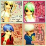 Audition Avatars by sha-san