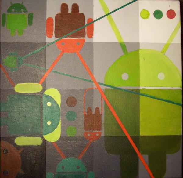 Robot Logo by beckuh