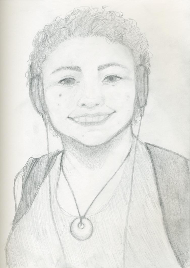 Jacie Smile by GlassSeraph